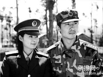 《大校的女儿》将登央视郭晓冬自认具军人气质