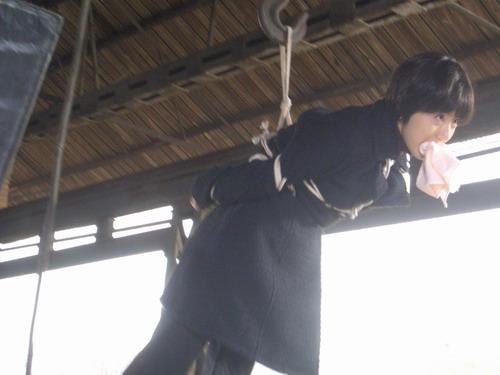 五花大绑猎奇美女猎奇吊捆美女五花吊绑五花大绑的