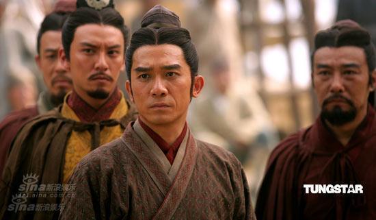 《赤壁》戛纳造势《赤壁的传奇》锁定张东健