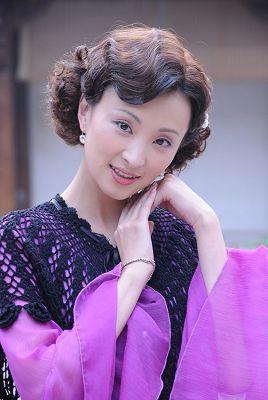 林静上海宣传新剧明年想进《红楼梦》剧组(图)