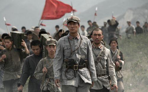 于震表演好评不断《中国兄弟连》赢得观众心