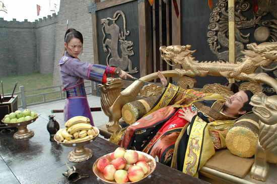 《少林寺传奇》北京热播孙卉凝折服京城观众