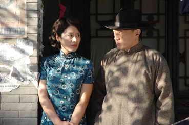 《共和国1949》献礼温柔李凤绪首演女特务(图)