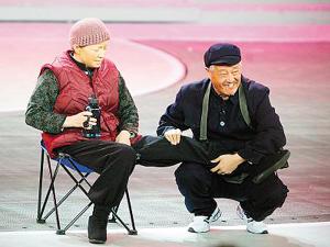 春晚语言类节目将一审赵本山依然是今年重头戏