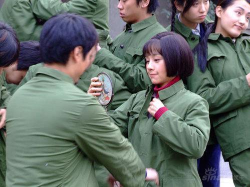 一寸女军装照片 女武警军装照片,军统女特务军装 ...