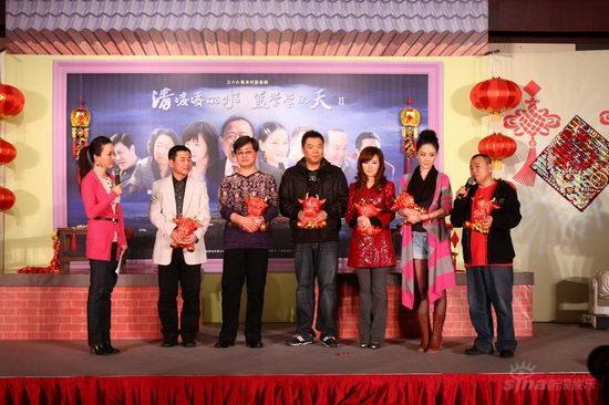 《清水蓝天2》将播潘长江不怕与赵本山PK