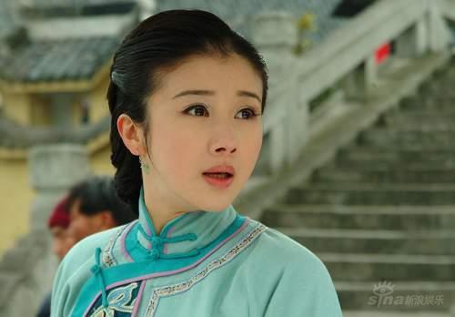 孙菲菲娇艳玫瑰闯江湖娴熟演技展民末风情(图)
