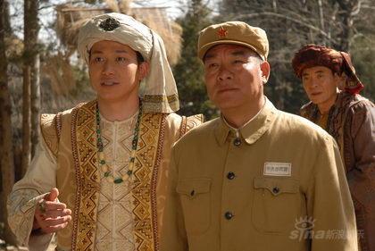 民族大剧《金凤花开》展现不同民族硬汉(图)