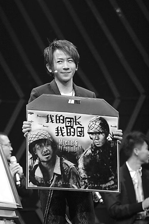 刘谦为《团长》献主持处女秀段奕宏曾濒临崩溃