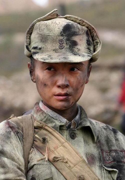 《红日》《中国往事》小宋佳为角色牺牲形象