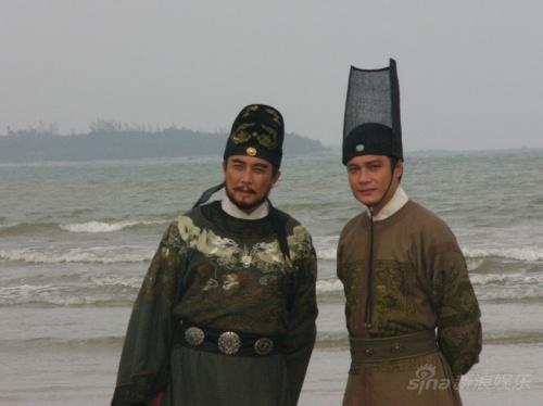 《郑和》大获成功罗嘉良内地港台同创佳绩(图)