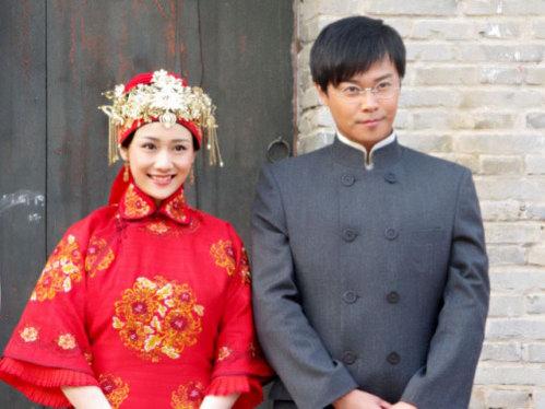 刘芸霍建华婚照曝光《一剪梅》四角恋爱很复杂