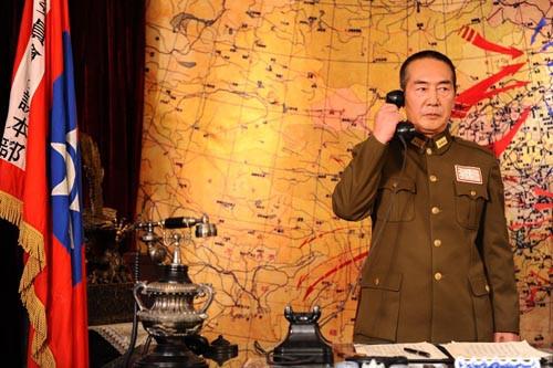 杜雨露《对手》中演将军 为记台词给自己关禁闭