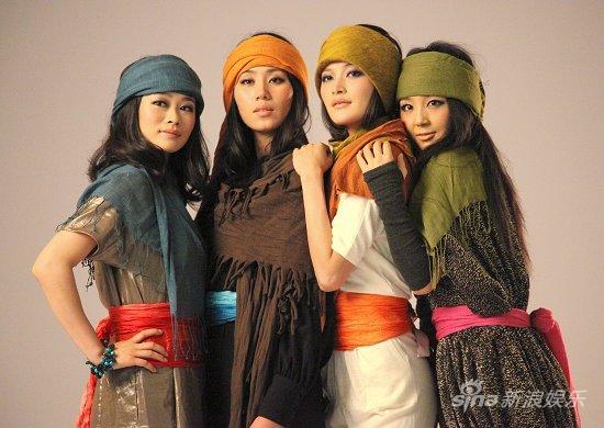 《八千湘女上天山》主演解读50年代时尚话题