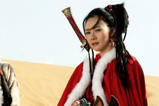 《少林寺传奇3》孙卉凝弃剑舞刀 演绎豪情女侠图片