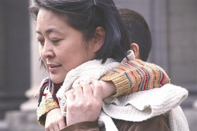 最新力作《美丽的事》明晚将在北京卫视独家开播,倪萍不但扮演了一个