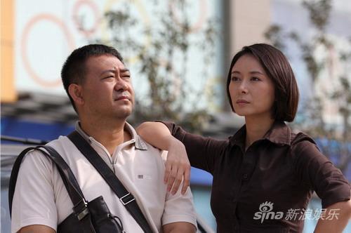 张恒姜武初试夫妻档各家卫视竞相开播《老板》