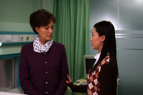 """《剩女的嫁衣》温玉娟:这个婆婆有点""""挑剔"""""""