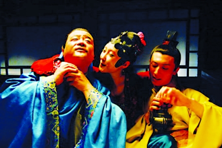 新《红楼梦》像恐怖片?春节前交片明年播出