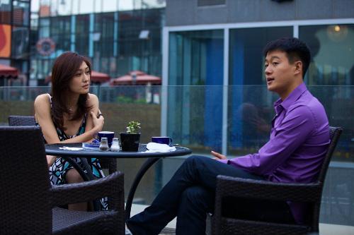 《婚姻保卫战》热拍佟大为黄磊煮夫自找乐(图)