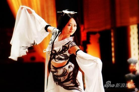 《神话》主演白冰自述:命中注定我演玉漱公主