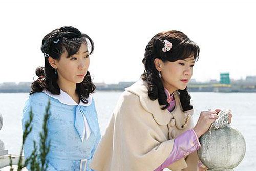 """俞小凡戏内打婚姻保卫战小三比""""海藻""""难对付"""