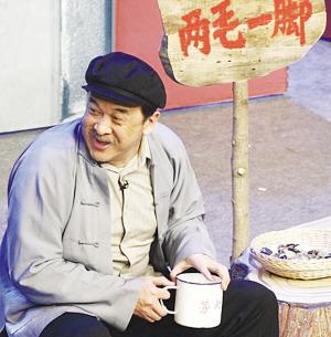 黄宏电影棉花_赵本山黄宏常年不\