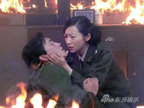 《利剑》登陆央视八套刘小锋韩雪红色情侣档