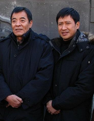 《牵挂》杀青刘威称《孟来才》有看点