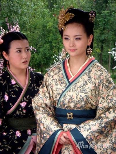 《美人心机》收视飘红邓莎稀彩出产演副面栗姬