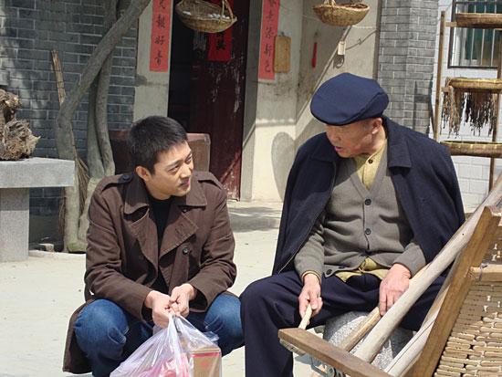 《村支书》江苏热拍讲述两代党支部书记的故事