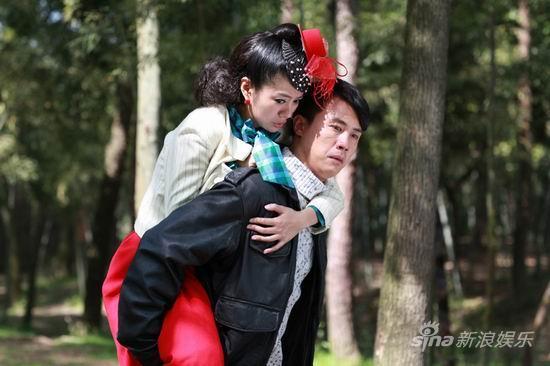 杜淳《秦俑情》被安以轩恶整戏里相恋戏外打闹