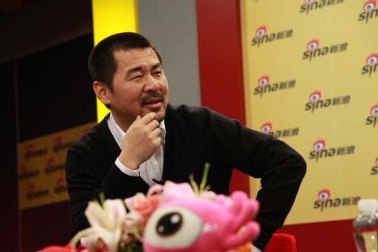 陈建斌呼吁观众耐心看成长演曹操就该毁誉参半