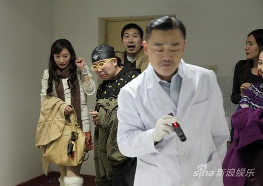 韩雪《娱乐没有圈》玩混搭骚瑞大叔原型鞠健夫