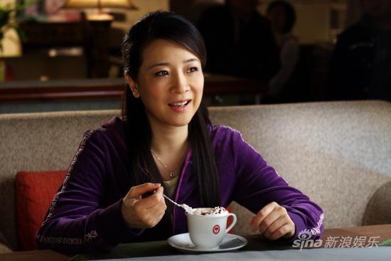 《漂亮女人》央视热播陈小艺刘新老同学再携手