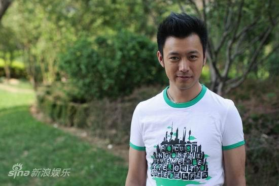 曹炳琨欲借《青春期》正视听:我还很年轻(图)