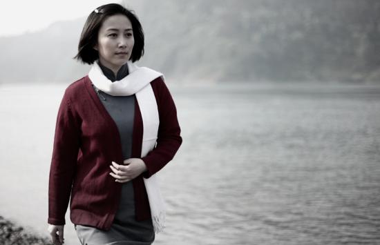 丁柳元革命剧谱写红色恋歌揭《江姐》感情生活