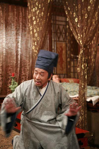 """高晓攀率""""嘻哈包袱铺""""参演《七仙女2》"""