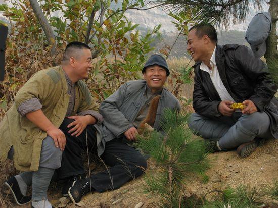 红色抗战大片《地雷战传奇》东方电影频道播出