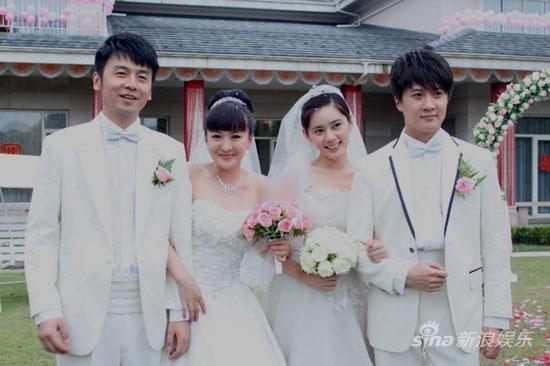 回家的诱惑 热播 郑亦桐幸福做新娘