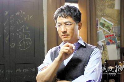 郭晓冬《风语》里饰数学天才:我从没这么痛过