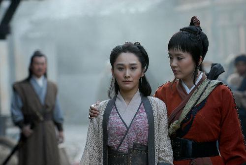 《女神捕》商蓉再战江湖掀网上热播高潮(图)