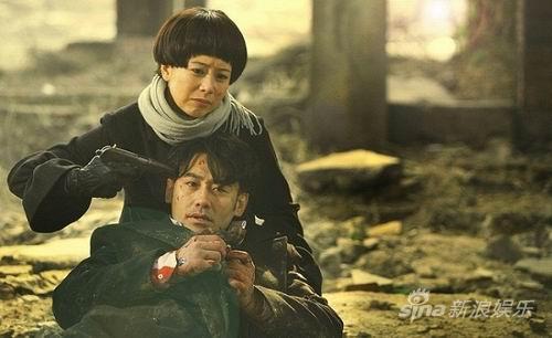 《追捕》上海将开播红色情侣海清吴秀波变仇敌