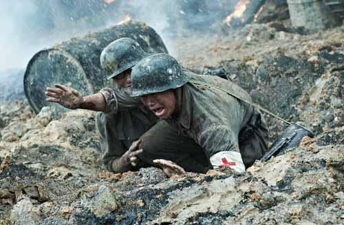《中国远征军》真实重现战争场景