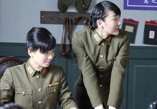 刘涛与高姝瑶戏内戏外情同姐妹