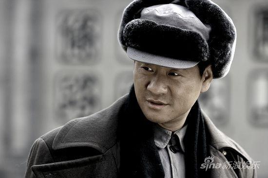 连奕名饰演刘雨林