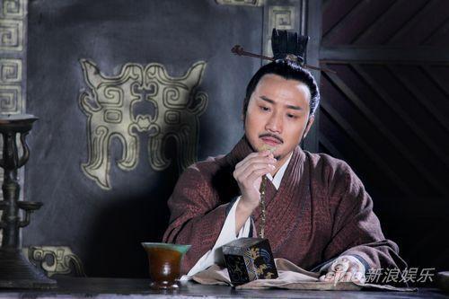 高峰《大秦帝国》剧照
