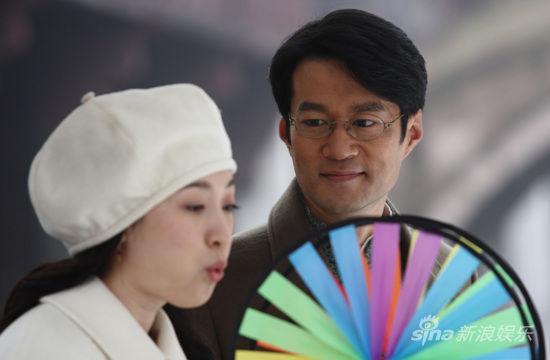 本剧是谭凯与李小冉继《七剑》,《凤穿牡丹》后的再度合作,戏中谭凯与