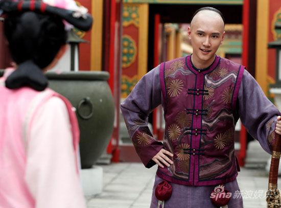 冯绍峰帅气迷人