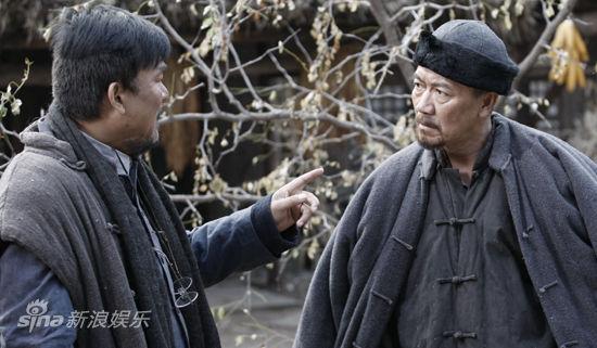 赵老嘎和王先生不打不相识
